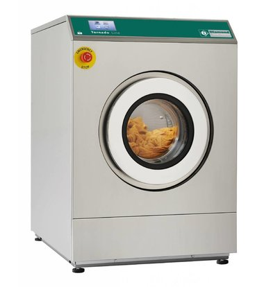 Diamond Hotel Washer 11 kg stainless steel - Powerful - 400v -720x1032x (h) 1039mm
