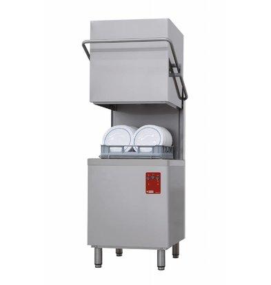 Diamond Korbdurchschub- Spülmaschinen | 50x50cm | 70x80x (h) 148 / 190cm | Zyklus 60/100 sec
