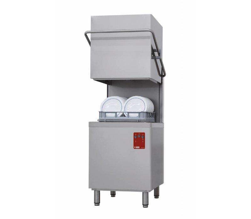 Diamond Pass Trough Dishwasher | 50x50cm | 70x80x (h) 148 / 190cm | cycle 60/100 sec
