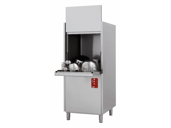 Diamond Pot-Washing Catering Twin wall - 61x55cm baskets - 400V - 720x780x (h) 2030cm