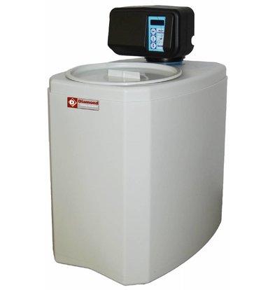 Diamond Enthärter PRO | Geschirrspüler, Eismaschine | Chrono / Volume Meter | Monoblock - 800 Liter