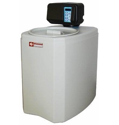 Diamond Softener PRO | Dishwasher, ice maker | Chrono / Volume Meter | Monoblock - 800 Liter