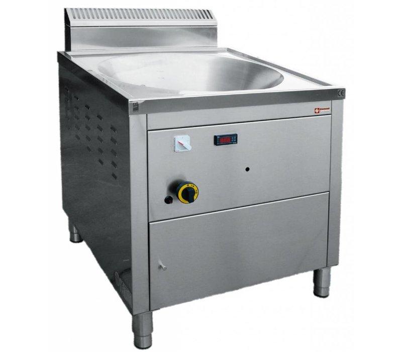 Diamond fryer | gas | 22 Liter | 25,6kW | For Churros | 80x90x (h) 85cm