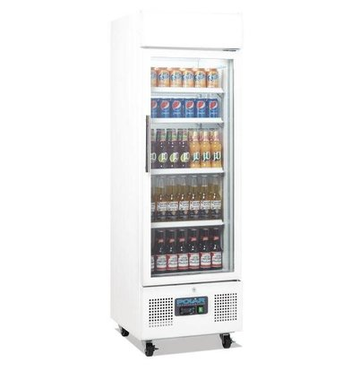 Polar Displaying cooling - 218 liters - 53x57x (h) 161cm