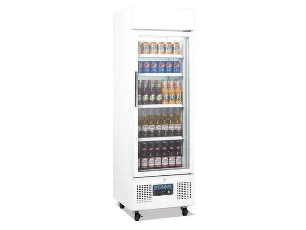 Polar Displaying cooling - 218 liters - 53x57x (h) 161cm