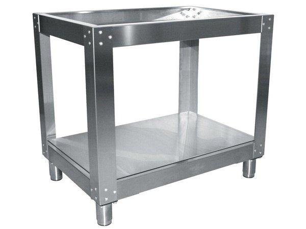 Diamond Berg Ofen aus Edelstahl | Für EFP / 44R 2x 4 Ofen Pizzas | 980x830x860 (H) mm