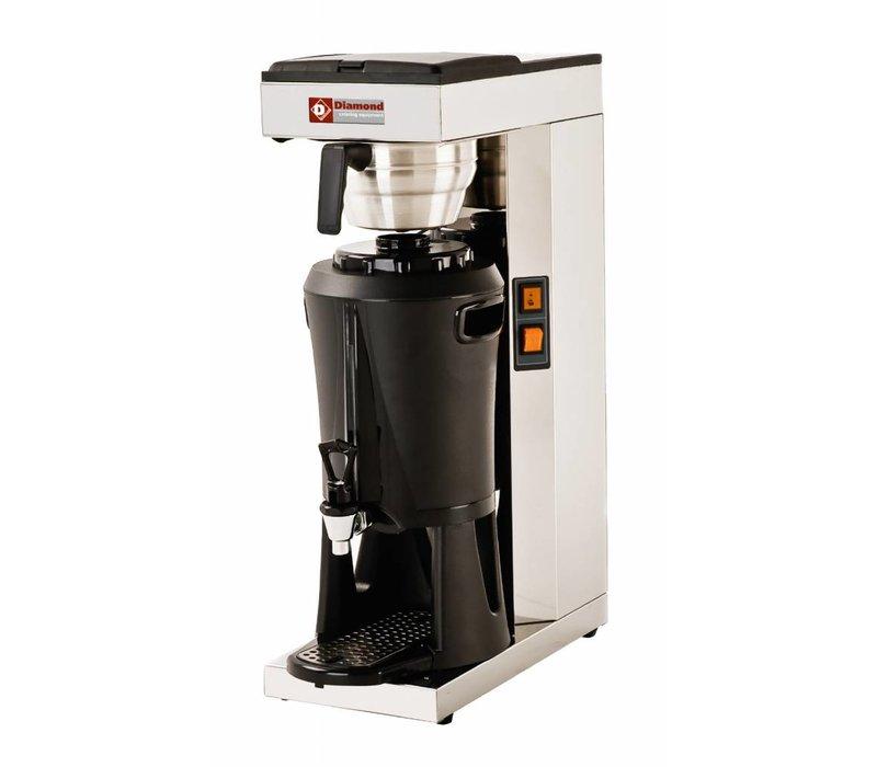 Diamond Kaffeemaschine mit Hahn-Handbuch - Automatische Refill - 2,2 kW - 2,5 Liter