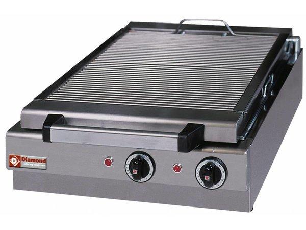 Diamond Steam Electric Tabletop Grill - 410x340mm - 49x50x (h) 18cm