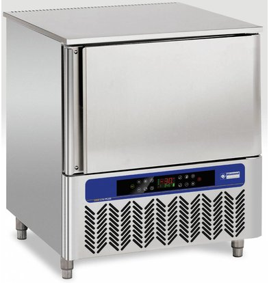 Diamond Quick Freezer Stainless Steel | 5x GN1 / 1 or 5x 600x400mm | 230V / 850W | 784x800x900 (h) mm