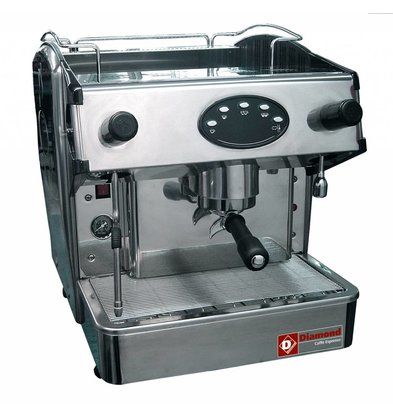 Diamond American Coffee Gruppe 1 | 2,4kW | 6 Liter | 523x580x (H) 475mm