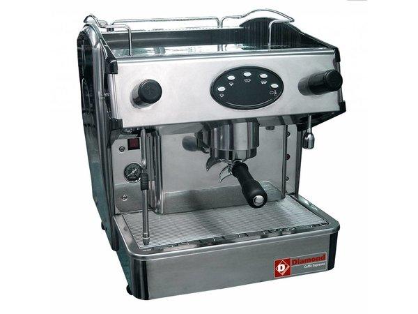 Diamond Amerikaanse Koffiemachine 1 Groep | 2,4kW | 6 Liter | 523x580x(H)475mm