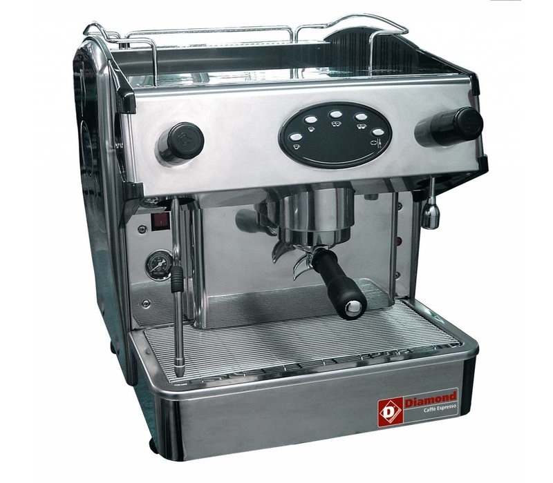 Diamond American Coffee Gruppe 1 | 2,4kW | 6 Liter | 523x580x (H) 475mm