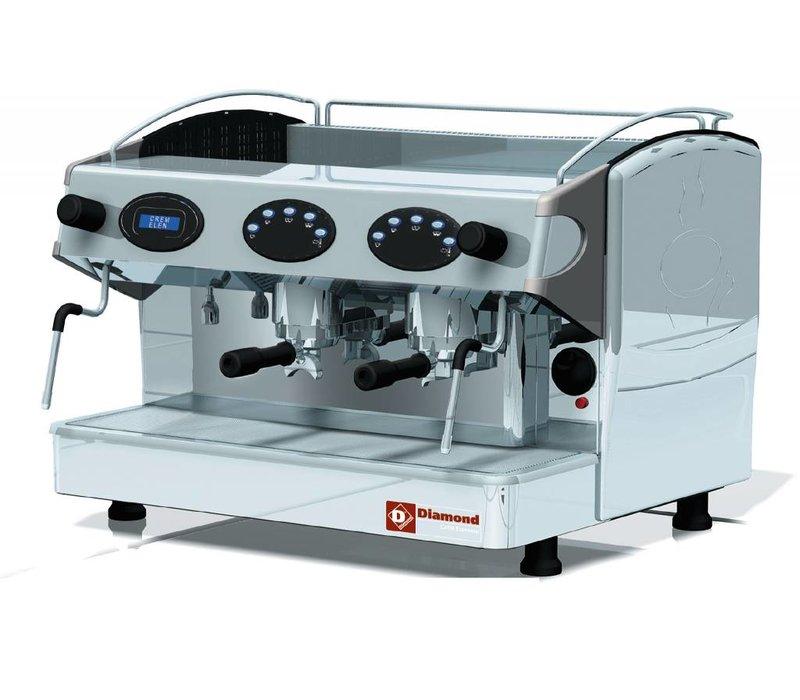 Diamond 2 automatische Kaffeegruppe | Anzeigen | 3,3kW | 677x580x (H) 523mm