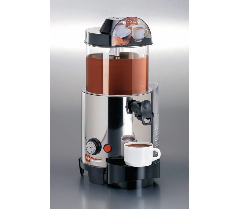 XXLselect Warme Choco Dispenser - 5 Liter