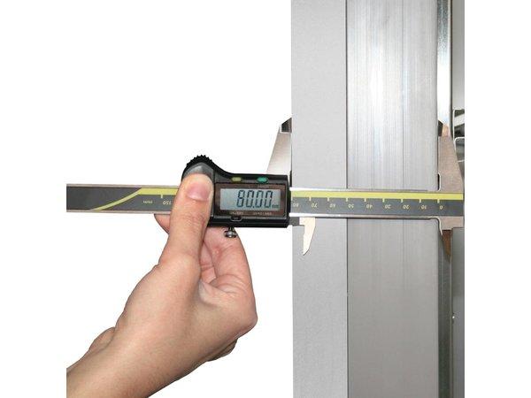 Diamond Schnellkühler / Vrieskast 16 x 1 / 1GN - 500x700x (h) 2070mm