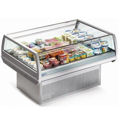 Diamond Cooling Vine - Stainless Steel - Self-Service - 150x96x (h) 92cm