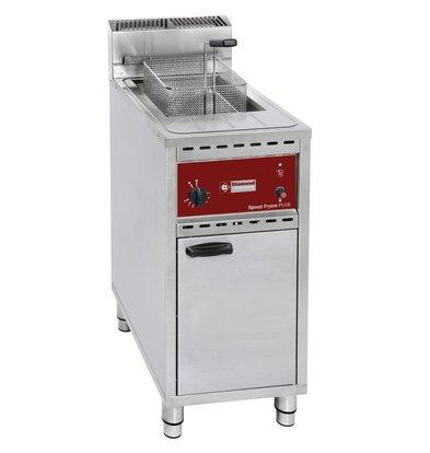 Diamond Friteuse Gas 16 Liter - Speed Fryer - 400x600x (h) 1055mm