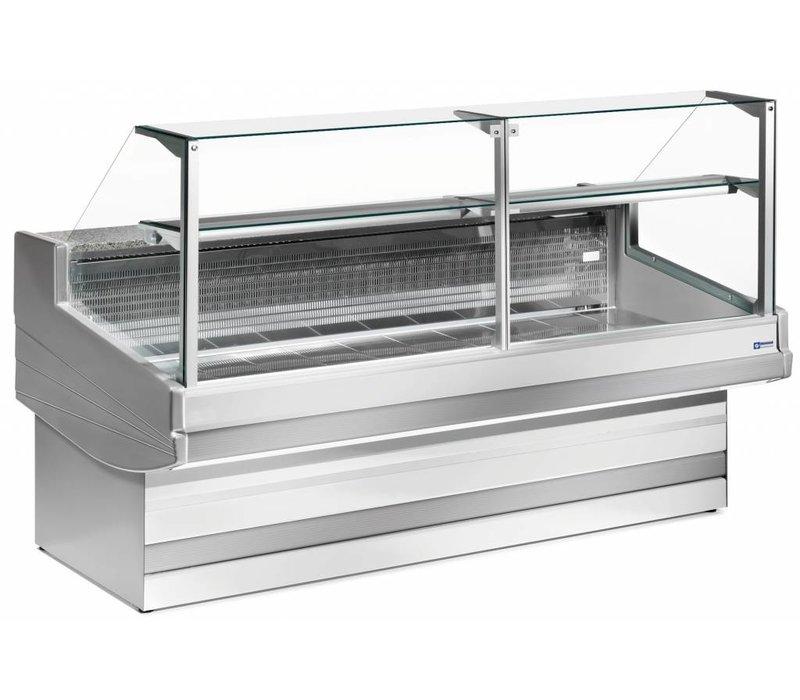 Diamond Zähler Elegance Plus-Law Glass - 1040x (h) 1300mm in 4 Breiten