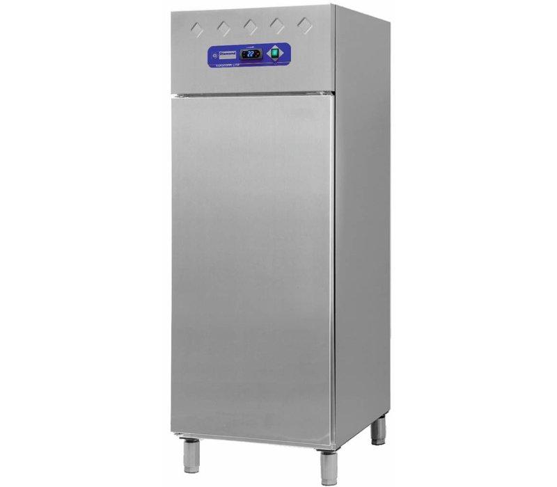 Diamond Edelstahl Kühlschrank Bakers - 700 Liter - 760x729x (h) 2005mm