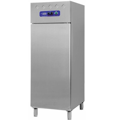 Diamond Stainless Steel Freezer Baker - 700 Liter - 760x729x (H) 2005mm