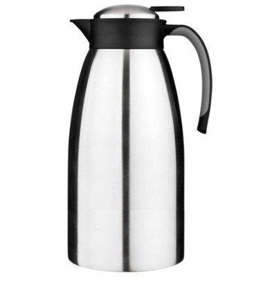 Emga Doppelwandige Edelstahl-Vakuumflasche | Soft Grip | 1,5 Liter