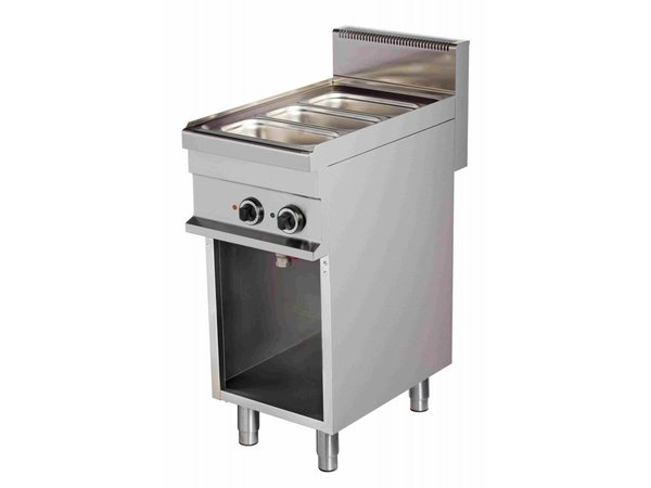 Combisteel Bain-Marie with Mount   GN1 / 1   1kW   400x700x900 (h) mm