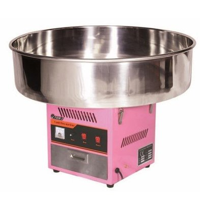 Combisteel Cotton candy machine L - 540x540x (H) 530mm