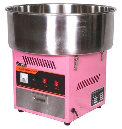 Combisteel Suikerspinmachine XL | 740x740x(H)530mm