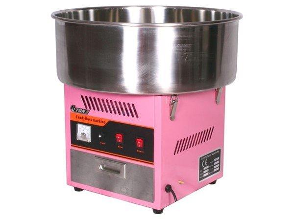 Combisteel Zuckerwattemaschine XL | 740x740x (H) 530mm