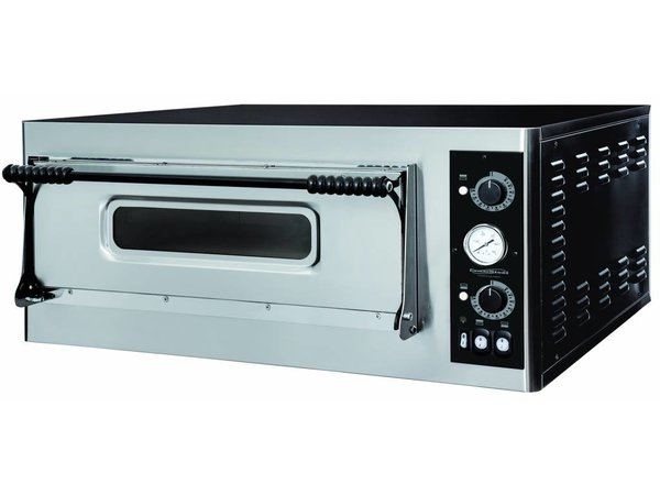 Combisteel Elektro-Ofen Pizza - Pizza 32 cm - 6 Stück - 975x1214x (h) 413mm