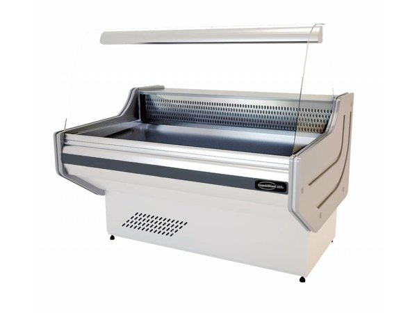 Combisteel Kalter Vitrine - 2000x1060x (h) 1310mm - + 1 / + 10 Grad