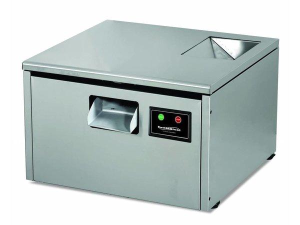 Combisteel Bestekpoleermachine - 3000 Stück Besteck - 560x550x (h) 410mm