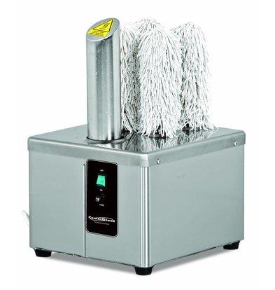 Combisteel Glass polishing machine - 300-360 glasses - 0.37kw