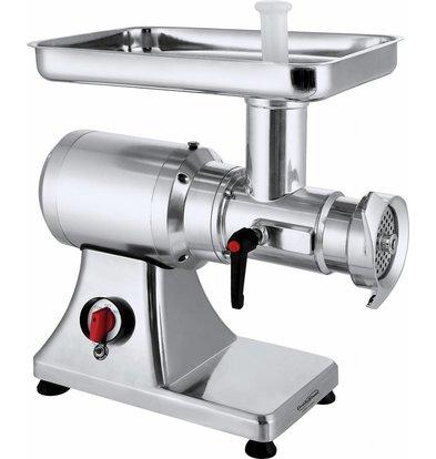 Combisteel Fleischwolf - 200 kg pro Stunde - 170rpm - 432x261x484mm - 0,9KW
