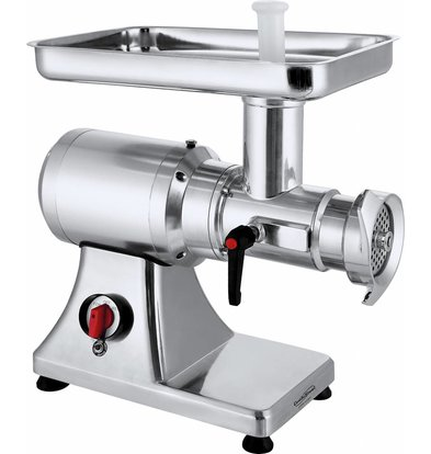 Combisteel Meat grinder - 200kg per hour - 170rpm - 432x261x484mm - 0.9kw