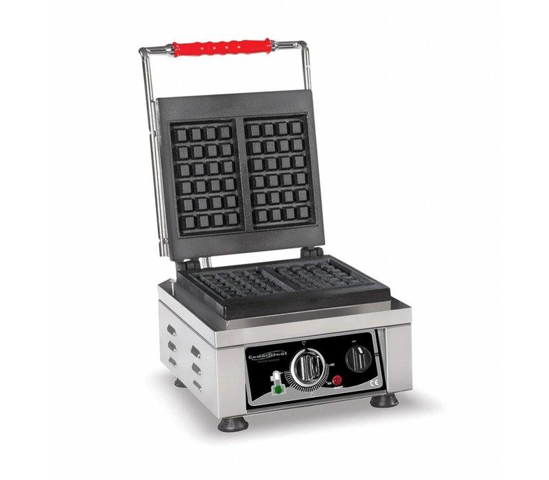 Combisteel Waffelautomat Deluxe - 300x320x (h) 300 mm - 2,2 kw