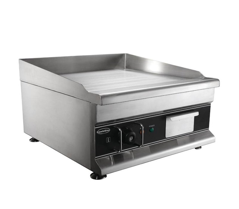 Combisteel Fry Top Electric Chrome Plate - 3Q - 500x520x (h) 310mm