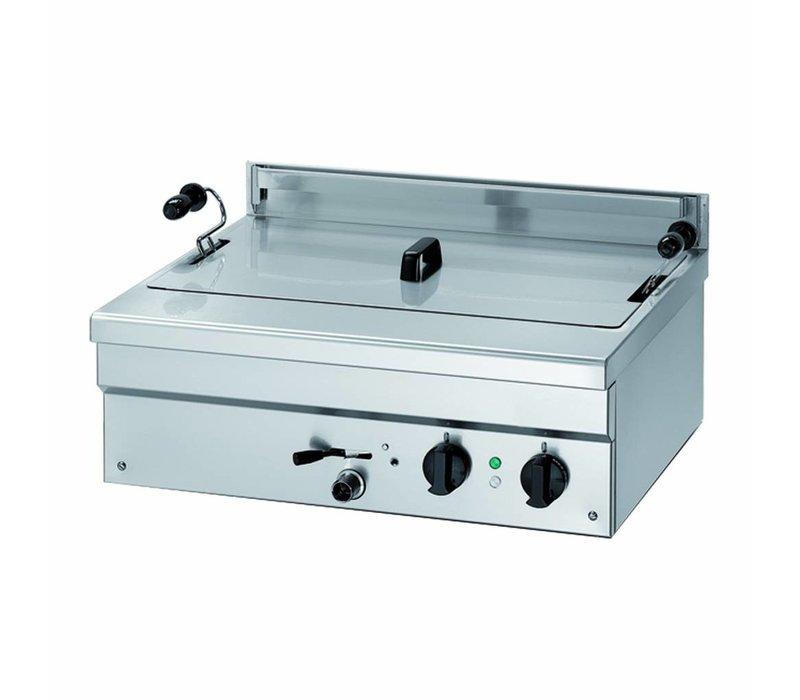 Combisteel Fryer Made in Europa l | Elektro | Bäckerei Fisch und Oliebollen | 21 Liter | 400V | 6,8kW | 700x580x (H) 250mm
