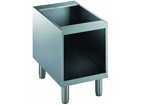Combisteel Öffne den Rahmen 400x550x600mm