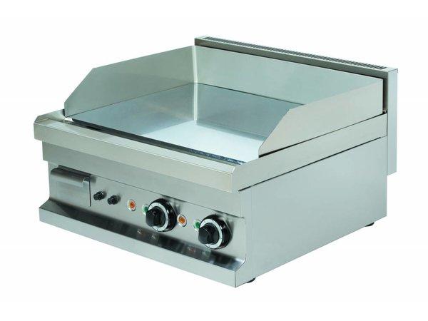 Combisteel Fry Top Electric glatte Chrom - 60x60x (H) 26cm - 4,8kw