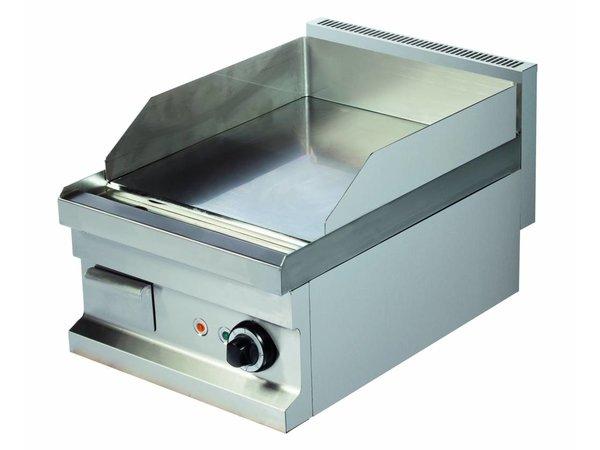 Combisteel Fry Top Electric glatte Chrom - 40x60x (H) 26cm - 4,1kw