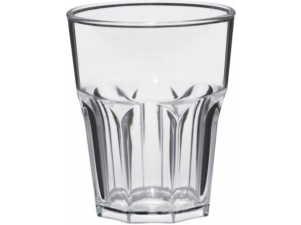 XXLselect Rox Glas 30cl Transparent SAN Synthetic - Pro 15 Stücke