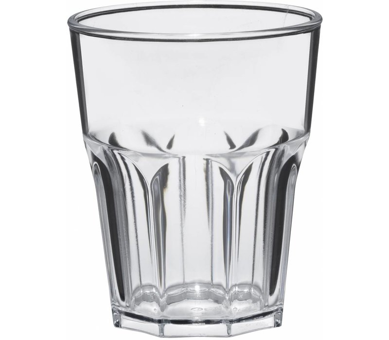 XXLselect Rox glass 30cl Transparent SAN Synthetic - Per 15 Pieces