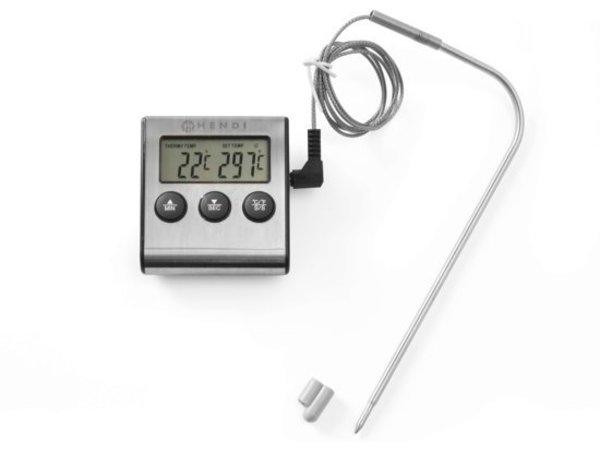 Hendi Braadthermometer Kernthermometer - Digitaal