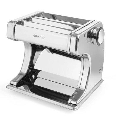 Hendi Pastamachine Elekrtisch 170mm | Dikte Instelbaar 0,2 tot 2,5mm