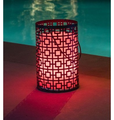 Lumisky Lamp Joy 21cm | 5W (Batterij) | Gekleurd Licht | Per 4 Stuks