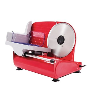Buffalo Meat Slicer Basic | Stainless steel | 230V | 400x290x (H) 280mm