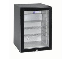 Kleiner Kühlschrank Xxl : Diamond silent mini kühlschrank 42 liter glastür xxl angebot