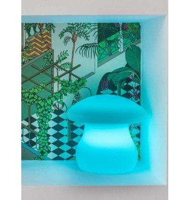 Lumisky Lamp Funny 20cm | 5W (Batterij) | Gekleurd Licht | Per 4 Stuks