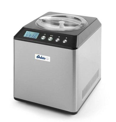 Hendi IJsmachine 2 Liter | 180W | 272x315x362(h)mm